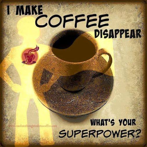 coffee superpower